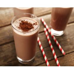 Молочный коктейль шоколад